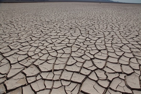 silurian dry lake